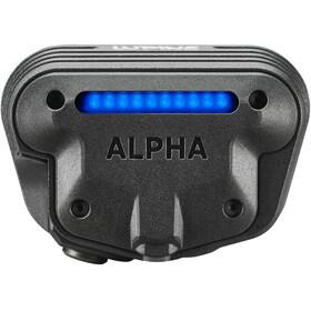 Lupine Alpha 7200 lm Helmlampe 6,9Ah SmartCore Akku Charger One Fernbedienung+Peppi